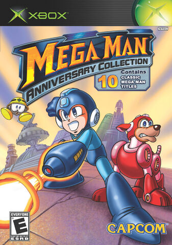 File:Mega Man Anniversary Collection.jpg