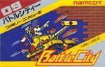 Battle City Famicom cover