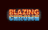 Blazing Chrome cover