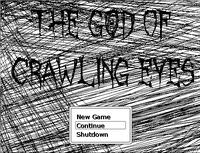 The God of Crawling Eyes Title
