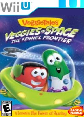 Veggies in Space (Wii U)