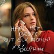 Dit is de wens van Delphine...