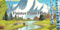 Painter Paint Hare
