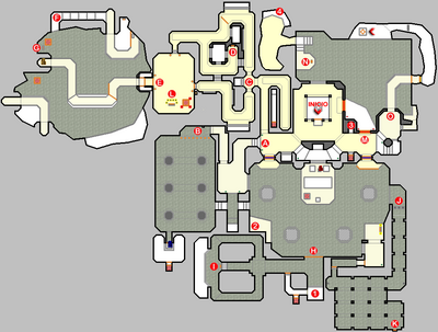 FD-P MAP22 map