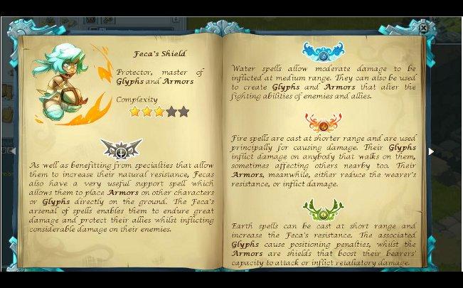 Feca's Shield Class Handbook