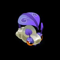 Purple Larva