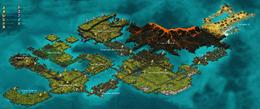 Brakmar Map