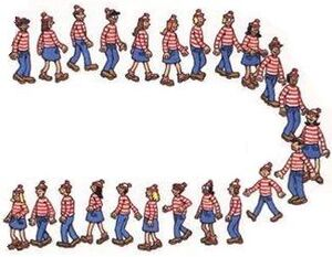 Waldo watchers