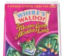 The Meanie Genie of Aladdin's Lamp
