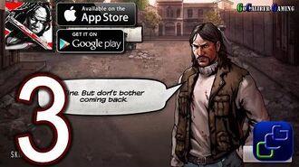Walking Dead Road To Survival Android iOS Walkthrough - Part 3 - Woodbury Gates