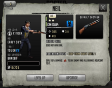 Neil - Rank 2, Level 1