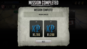 Daily Mission Boot Camp Completed2