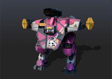 Pink Lance