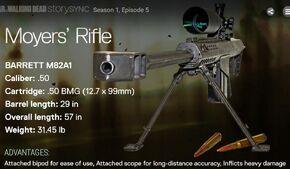 Moyers' Rifle