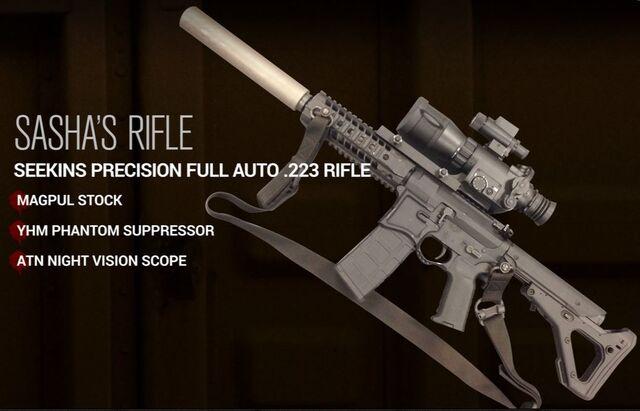 File:Sasha's Rifle.JPG