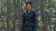 Maggie Rhee Cries Zombie Sasha 7x16