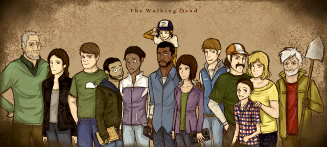 File:The walking dead game reunited by solastyre-d5n9xcp.png