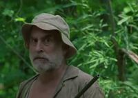 Dale Staring at Shane