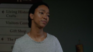 Sasha Williams Listening to Paul Jesus Rovia 7x14