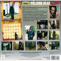 The Walking Dead 2016 Wall Calendar 2