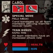 Carol (Assault) profile