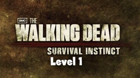 The Walking Dead SI - Level 1