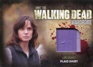 M17 Lori Grimes Plaid Shirt