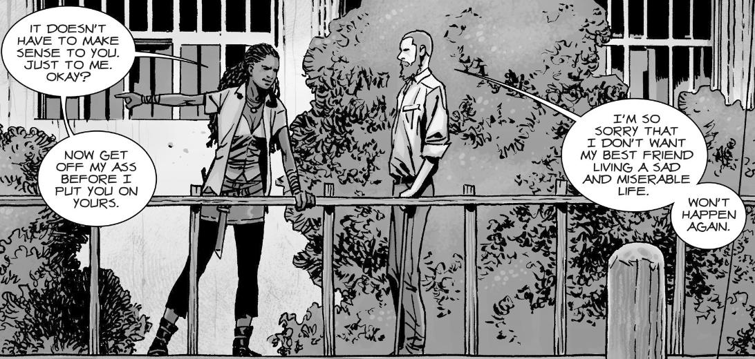 Image Rick Amp Michonne 140 Png Walking Dead Wiki