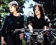 Daryl and Carol Season 8