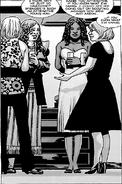 Barbara,Michonne,Olivia