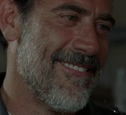 Negan close up S7E4