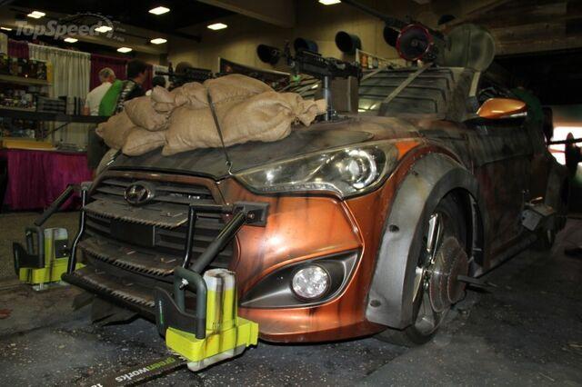 File:2013 Hyundai Veloster Zombie Survival Machine 4.jpg