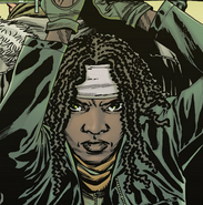 Michonne (The Walking Dead-Comic Series)