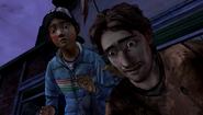 AmTR Clem & Luke Horrified