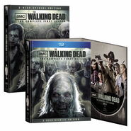 Walking Dead Special Edition Packaging