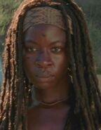 Michonne I ain't a Judas