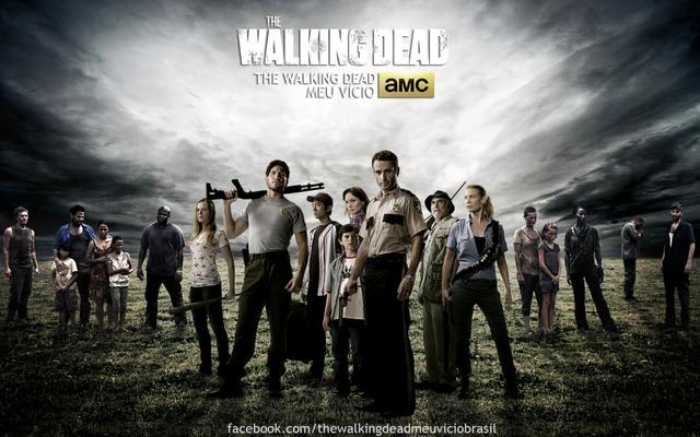 File:The walking dead render season 1 fan poster by twdmeuvicio-d7gesr3.png