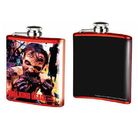File:The Walking Dead Zombie Flask.jpg