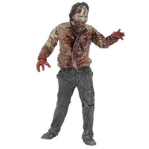 File:The Walking Dead Series One 5 inch Action Figure - Zombie Biter.jpg