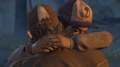 Kenny and Clementine Hugs.png