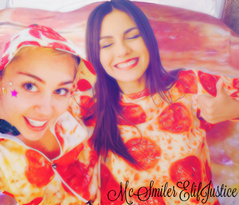 File:Victoria Justice and Miley Cyrus3.png