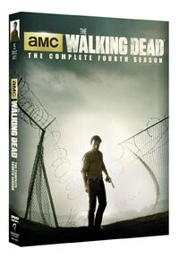 Fourth Season DVD