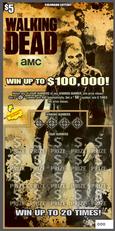 The Walking Dead scratch games (Colorado)