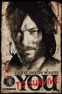 Walking Dead - Daryl Wants You
