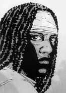 Michonne Issue 34 2
