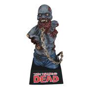 Walking Dead Pet Zombie 2 Bust Bank 2