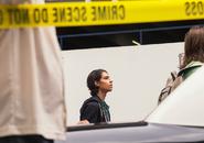 FTWD 102 Chris Crime Scene