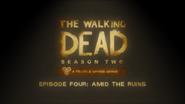 The Walking Dead Season Two - A Telltale Games Series - Episode 4 'Amid the Ruins'