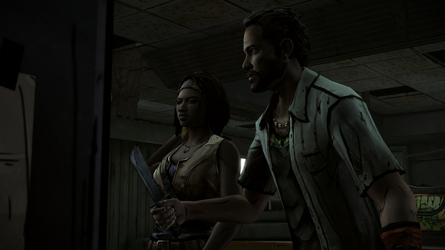 File:ITD Michonne Pete at Ready.png