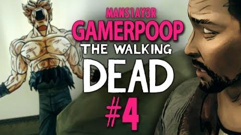 Gamer Poop The Walking Dead ( 4)
